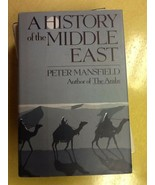 A History Of The Middle East Peter Mansfield USED  Hardcover Book - $1.98