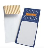 Mara Mi Snips & Snails and Puppy Dog Tails 10 Baby Shower Invitations Cards - $12.73