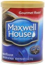 Maxwell House Gourmet Roast, 11-Ounce (Pack of 4) - $29.39