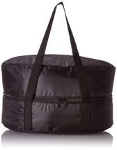 Black Travel Bag for 7 Quart Slow Cookers Oval Shape Nylon Thermal Insul... - €22,59 EUR