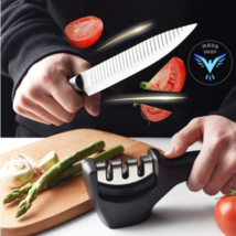 Get 50% OFF Our 3-Stage Knife Sharpening Tool! - $34.62