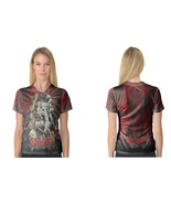 Slipknot V-Neck Tee Women's T-Shirt - $21.99