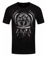 Spiral Direct Tactical Reaper Mens, Rock/Biker/Army/Gun/M16, T-Shirt, Cl... - $17.41