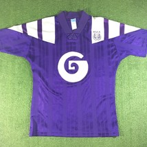 Mens Adidas Anderlecht Home 1996 Football Camisa Trikot Maillot Maglia S... - £41.26 GBP