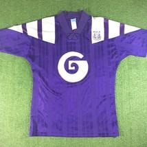 Mens Adidas Anderlecht Home 1996 Football Camisa Trikot Maillot Maglia S... - £38.56 GBP