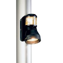 Aqua Signal Series 41 Masthead/Foredeck Combo Mast Mount Light - 12V- Black Hous - $264.63