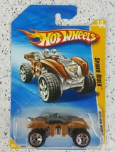 Hot Wheels 1:64 2010 New Models Brown Spider Rider 12/44 Very Good - $7.99