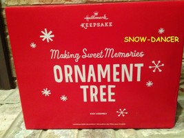 Hallmark Making Sweet Memories Ornament Tree 2014 Star Cookie Cutter Topper NIB - $39.99