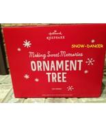 Hallmark Making Sweet Memories Ornament Tree 2014 Star Cookie Cutter Top... - $39.99
