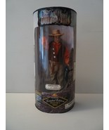 1997 BEST OF THE WEST Matt Dillon GUNSMOKE TV Star ACTION FIGURE James A... - $44.55