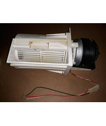 20GG30 SQUIRREL CAGE FAN FROM KITCHEN AID MICROWAVE, NEEDS A CAPACITOR, P/R - $16.73