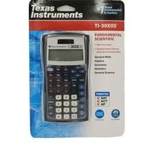 Texas Instruments TI-30X IIS Scientific Calculator SAT ACT AP Permitted - $12.65