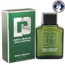Paco Rabanne Pour Homme 200ml/6.8fl Eau De Toilette Spray EDT Cologne fo... - $105.30