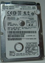"NEW 160GB HTS723216A7A364 Hitachi SATA II 2.5"" 7MM 7200RPM hard drive"