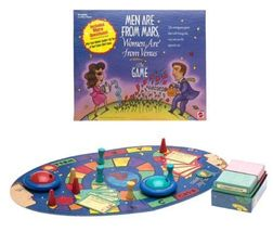 Men Are From Mars Women Are From Venus Board Game Adult [NEW] - $29.99