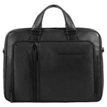 Piquadro - Small size, computer portfolio briefcase - CA1903S99 - $160.00