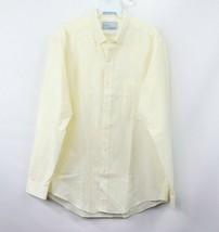 Vintage 80s Levis Colorgraphs Mens Large Long Sleeve Striped Button Shir... - $38.56