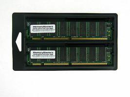 512MB (2X256MB) MEMORY 32X64 168 PIN PC133 6NS 3.3V NON ECC SDRAM RAM DIMM