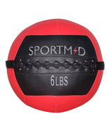 6/10/12/14/18/20/28/30LBS Soft Weighted Medicine Ball Wall Ball for Work... - $32.99+