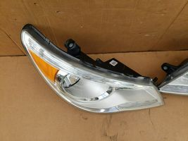 09-12 Volkswagen VW Routan Halogen Headlight Head Light Lamp Set LH & RH image 4