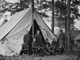 Jonathan Letterman Medical Director Union Army Virginia 8x10 US Civil War Photo - $7.05