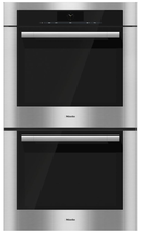 Miele H6780BP2 ContourLine M-Touch Series 30 Inch Double Electric Wall Oven - $6,236.95