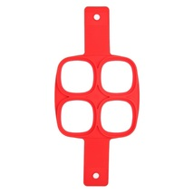 (04)Silicone Nonstick Pancake Maker Egg Ring Maker Kitchen Perfect Panca... - $24.05 CAD