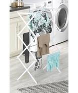 Folding Clothes Drying Rack, Organize,Laundry,Storage,Kitchen,Wash,Hange... - $39.95