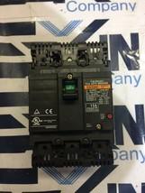 Fuji Electric EA33AC 3-Pole 15A Auto Circuit Breaker - $22.76