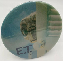 ET Pinback E.T. Extra Terrestrial Movie Super Large Big Pinback Button 6... - $9.45