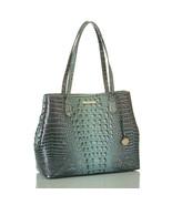 BRAHMIN Medium Julian Obsidian Shoulder Bag NWT - $178.19