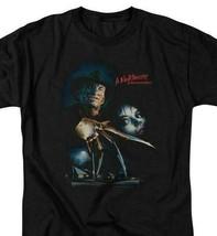 Nightmare On Elm Street T shirt Freddy Krueger Retro 80s Horror movie WBM618 image 1