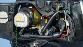 03-06 Audi A4 Cabrio Convertible XENON HID Headlight Driver Left Side LH image 11