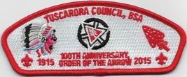 Tuscarora Council Lodge 296 2015 100th Anniversary CSP (E) - $11.88
