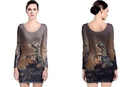 Wall-E Mais Long Sleeve Bodycon Dress - $28.99+