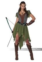 California Costumes Eleven Archer Elf Adult Womens Halloween Costume 502... - $47.38