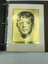 Vtg Worldwide USA JFK John F Kennedy Postage Stamp First Day Cover Lot Robert image 5