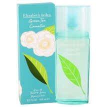Green Tea Camellia By Elizabeth Arden Eau De Toilette Spray 3.3 Oz 491753 - $22.61