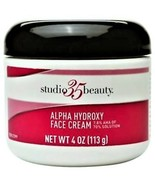 Studio 35 Beauty Alpha Hydroxy Acid Aha Face Cream 4oz Fresh Stock - $43.56
