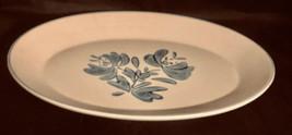 """Pfaltzgraff Yorktowne Large Oval Platter  14"""" x 10"""" No. 16 - $32.00"""