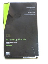 Computer Associates PC Tune-Up Plus 2.0 Home and Small Office 3 User - $19.75