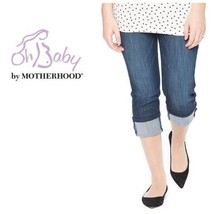 Oh baby by Motherhood Maternity Jean Capri S M ... - $37.99