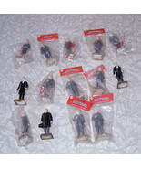 Marx Presidents Toy Soldier Plastic Figures 1960s - $38.99