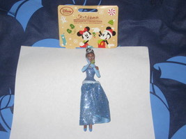 Disney Store Tiana Sketchbook Ornament Princess and the Frog. Brand New. - $13.85