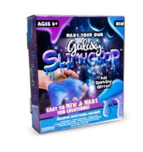 Galaxy SlimyGloop Slime Kids Craft Kit Toy Sparkling Slime Goop Maker - $12.00