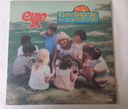 "Evie A Little Song of Joy For My Little Friends Vintage 12"" Vinyl Record LP - $14.62"