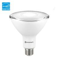 8 Bulbs EcoSmart 120W Equivalent Day Light PAR38 Dimmable LED Flood Ligh... - €82,56 EUR