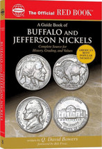 Guide Book of Buffalo and Jefferson Nickels - Red Book, Whitman - $19.49