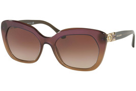 Bvlgari Divas Dream BV8213B 546313 55MM Frame Color Purple Brown Lens  - $593.99