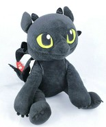 TOOTHLESS Build a Bear How To Train Your Dragon First Edition Red Tail w... - $18.78